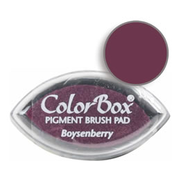 Colorbox Ink Pigment Boysenberry Cat's Eye Pad