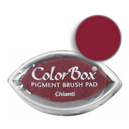 Colorbox Ink Pigment Chianti Cat's Eye Pad