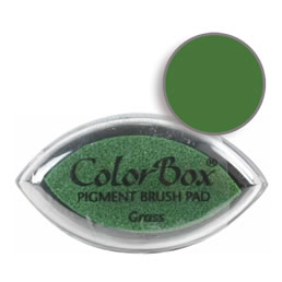 Colorbox Ink Pigment Grass Cat's Eye Pad