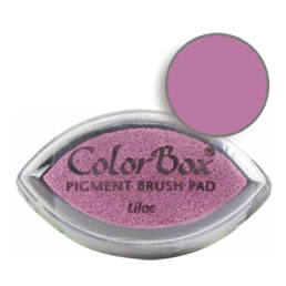 Colorbox Ink Pigment Lilac Cat's Eye Pad