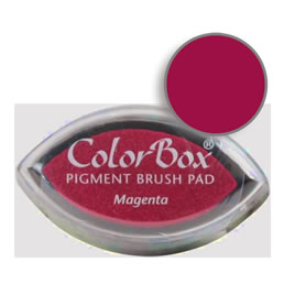 Colorbox Ink Pigment Magenta Cat's Eye Pad