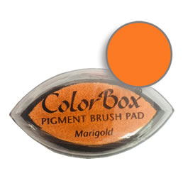 Colorbox Ink Pigment Marigold Cat's Eye Pad