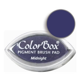Colorbox Ink Pigment Midnight Cat's Eye Pad