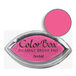 Colorbox Ink Pigment Orchid Cat's Eye Pad