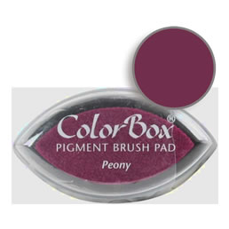 Colorbox Ink Pigment Peony Cat's Eye Pad