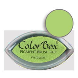Colorbox Ink Pigment Pistachio Cat's Eye Pad