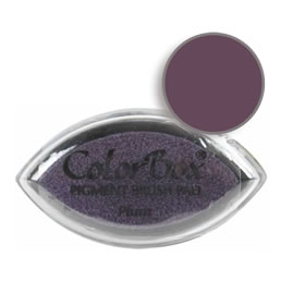 Colorbox Ink Pigment Plum Cat's Eye Pad