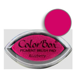 Colorbox Ink Pigment Razzberry Cat's Eye Pad