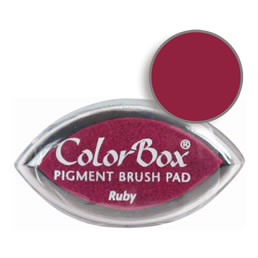 Colorbox Ink Pigment Ruby Cat's Eye Pad