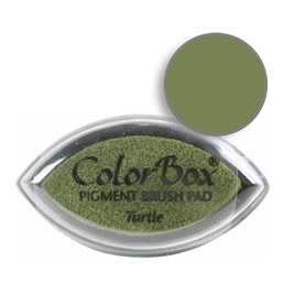 Colorbox Ink Pigment Turtle Cat's Eye Pad