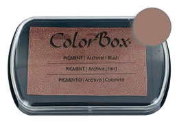 Colorbox Ink Pigment Blush Pad