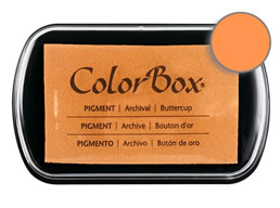 Colorbox Ink Pigment Buttercup Pad