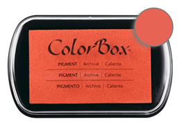 Colorbox Ink Pigment Caliente Pad