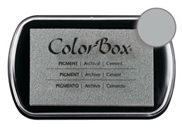 Colorbox Ink Pigment Cement Pad