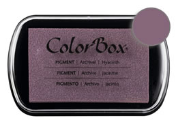 Colorbox Ink Pigment Hyacinth Pad