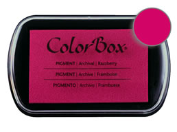 Colorbox Ink Pigment Razzberry Pad