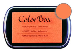 Colorbox Ink Pigment Sweet Melon Pad