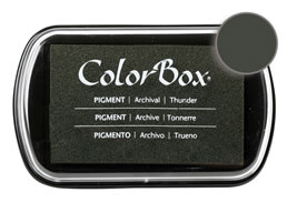 Colorbox Ink Pigment Thunder Pad