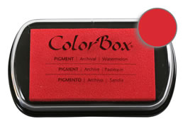 Colorbox Ink Pigment Watermelon Pad