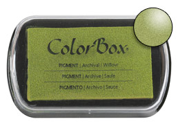 Colorbox Ink Pigment Willow Pad