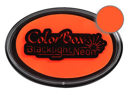 Colorbox Blazing Blacklight Neon Stamp Pad