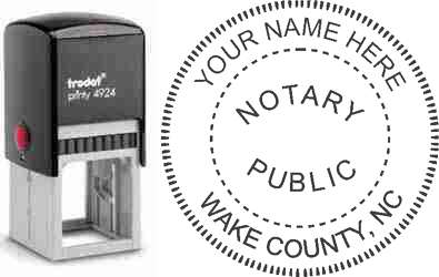Notary Stamp North Carolina