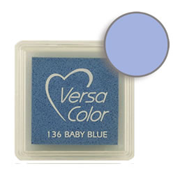 Versacolor Ink Pad Baby Blue Cube