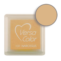 Versacolor Ink Pad Narcissus Cube