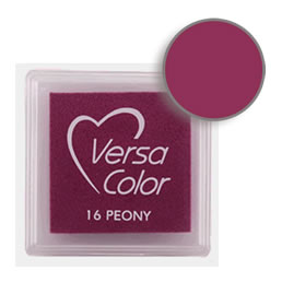Versacolor Ink Pad Peony Cube