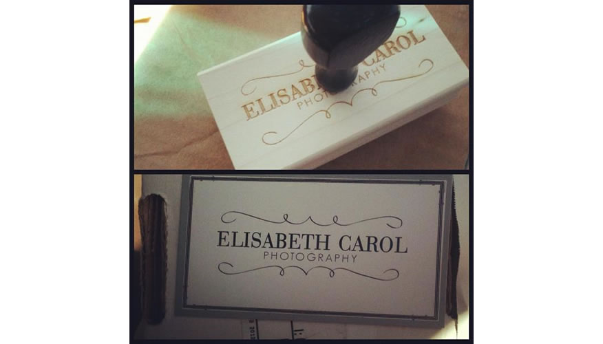 Custom Rubber Stamps Personalize Online From