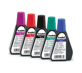 Trodat Replacement Ink Bottles